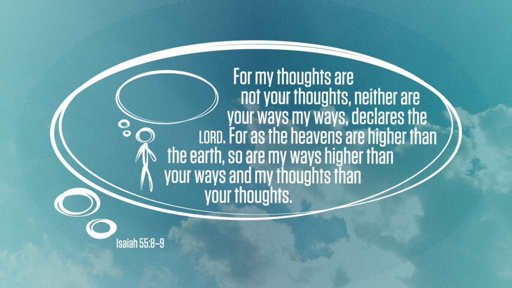Isaiah 55_8_9